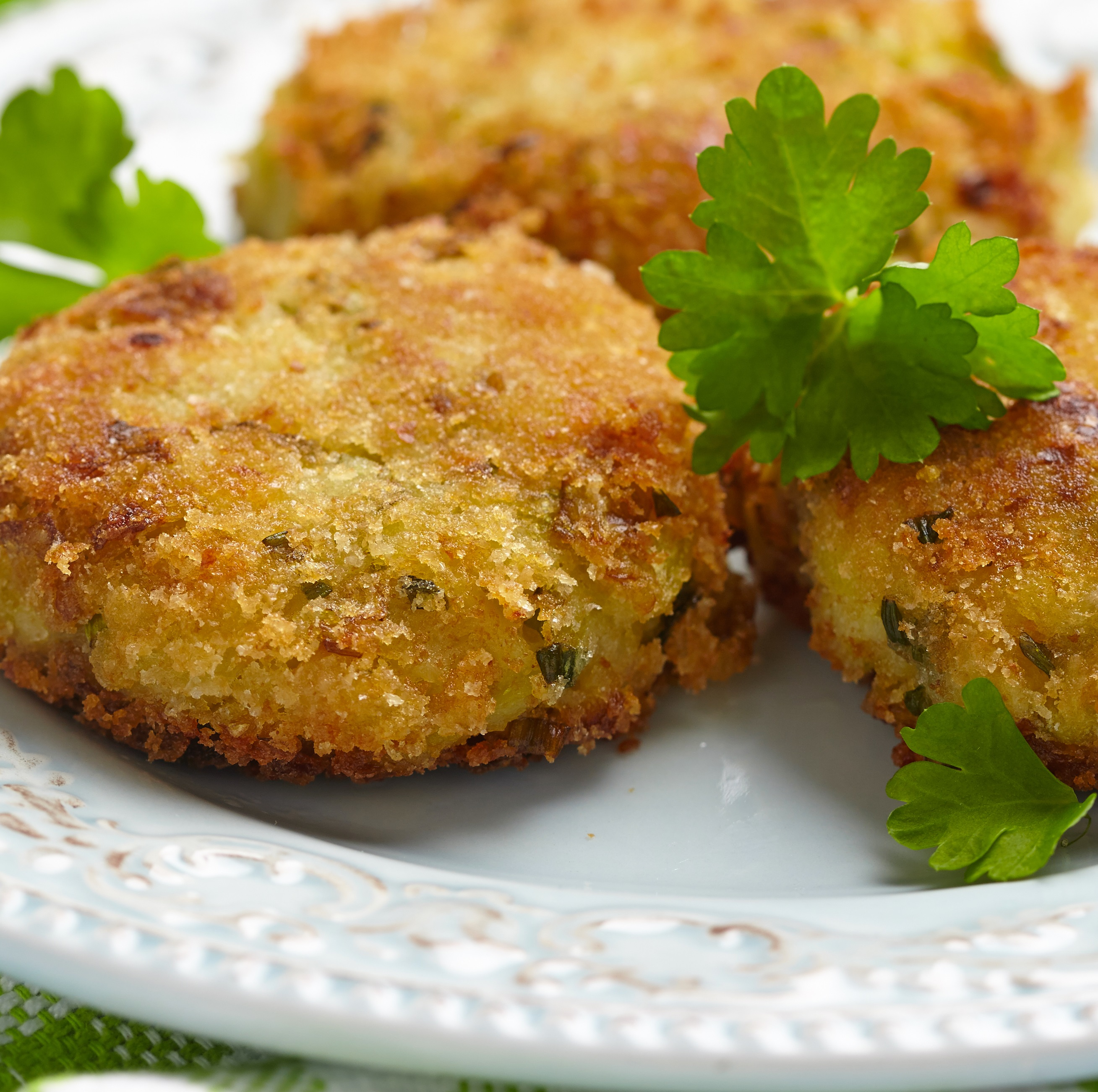 mashed potato cakes ready in 35 minutes mashed potato cakes top ranked ...