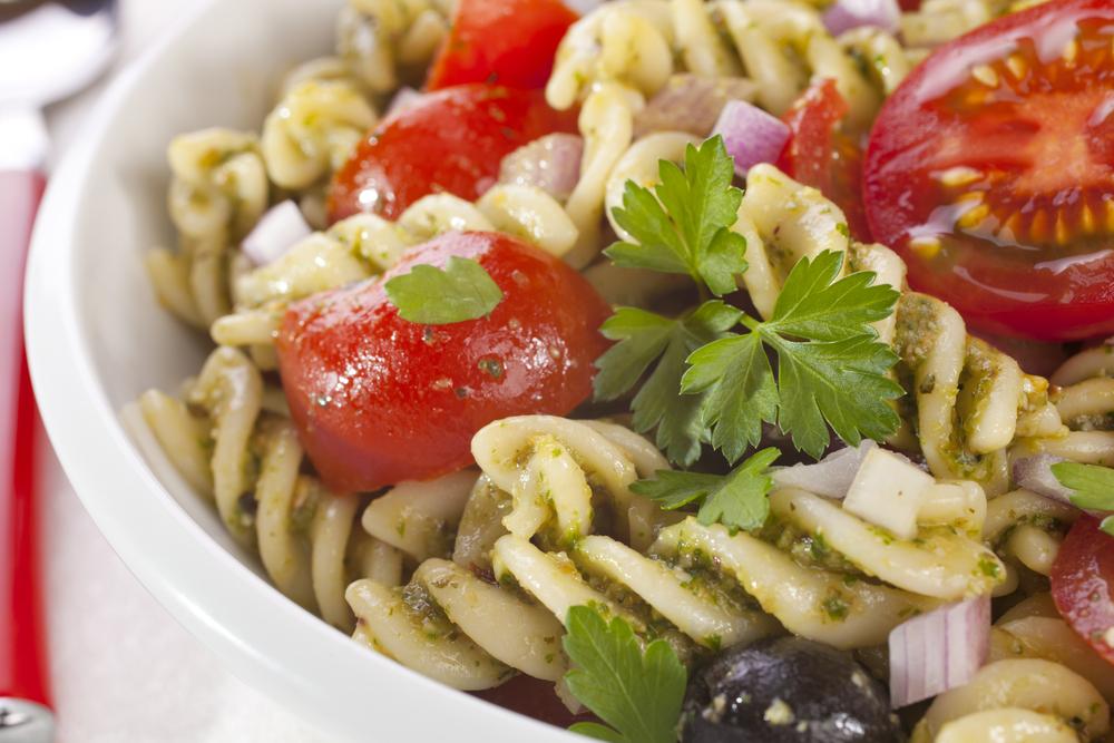 Mediterranean Pasta Salad - BigOven 159043