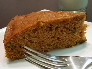 Recipes Course Desserts Cakes Mom's Applesauce Spice Cake