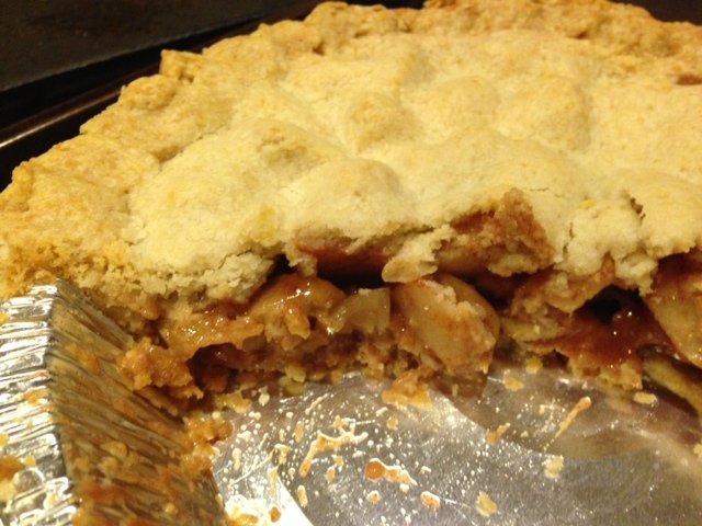 Recipes Course Desserts Pies Mom's Best Apple Pie