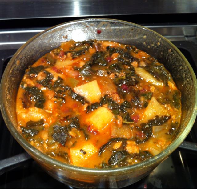 New Bedford Portuguese Kale Soup - BigOven 195168