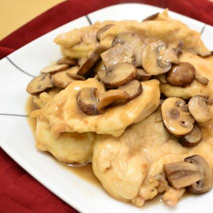 Olive Garden Chicken Marsala Bigoven 117457