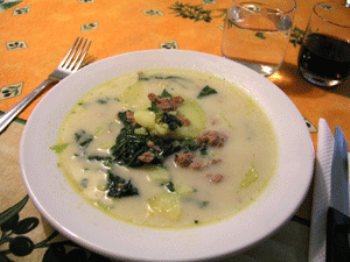 Olive garden style zuppa toscana wedding soup bigoven 164174 - Olive garden wedding soup recipe ...