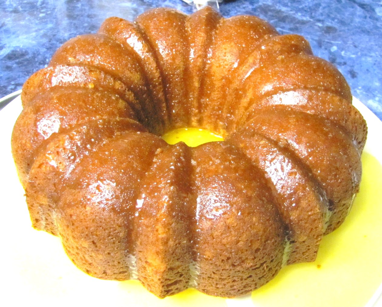 Orange Supreme Cake Recipes