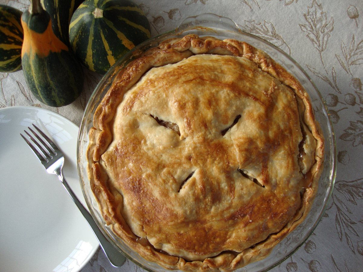 Recipes Course Desserts Pies Perfect Apple Pie