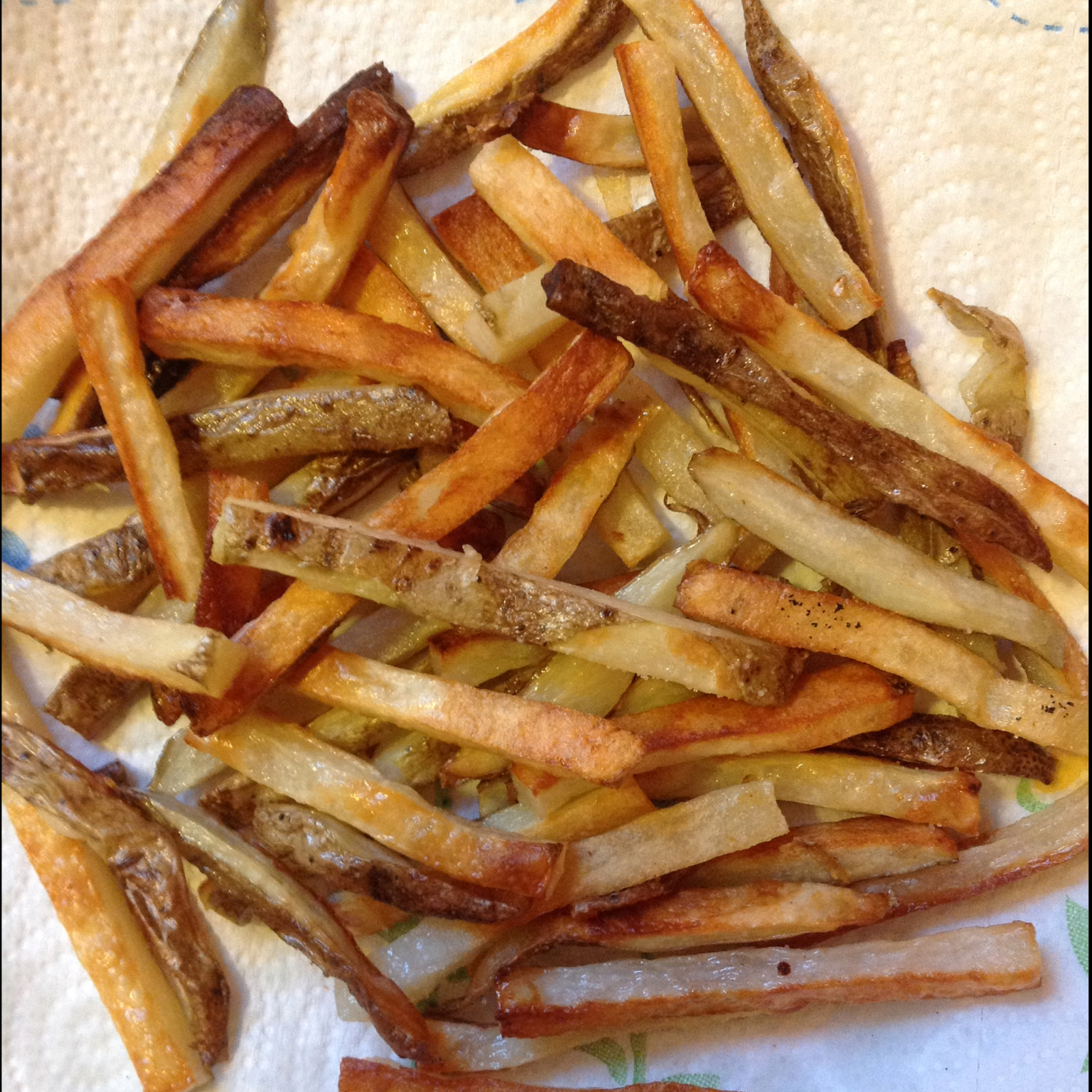 Perfect French Fries Recipes — Dishmaps