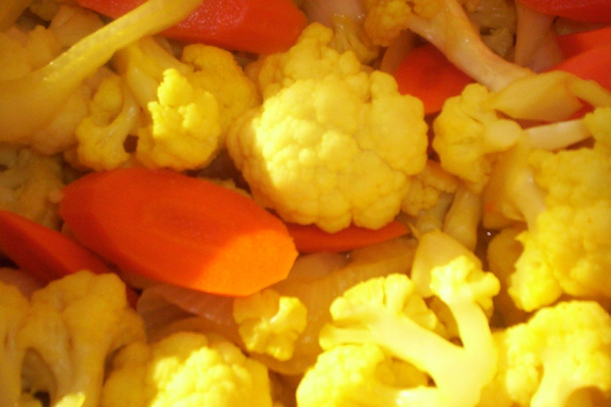 Pickled Cauliflower and Carrots - BigOven 173995