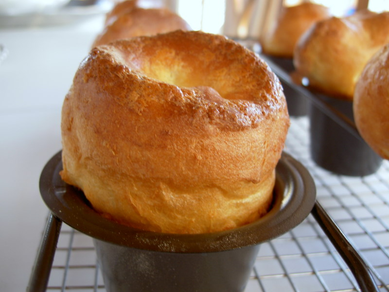 Recipes Course Bread Popovers and Yorkshire Puddings Popovers