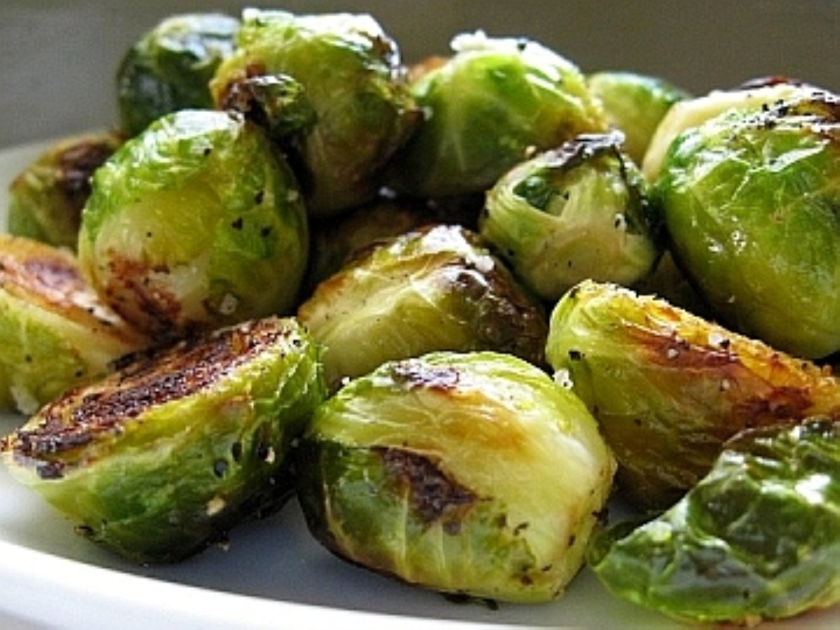 Recipes Course Side Dish Vegetables Roasted Brussels Sprouts