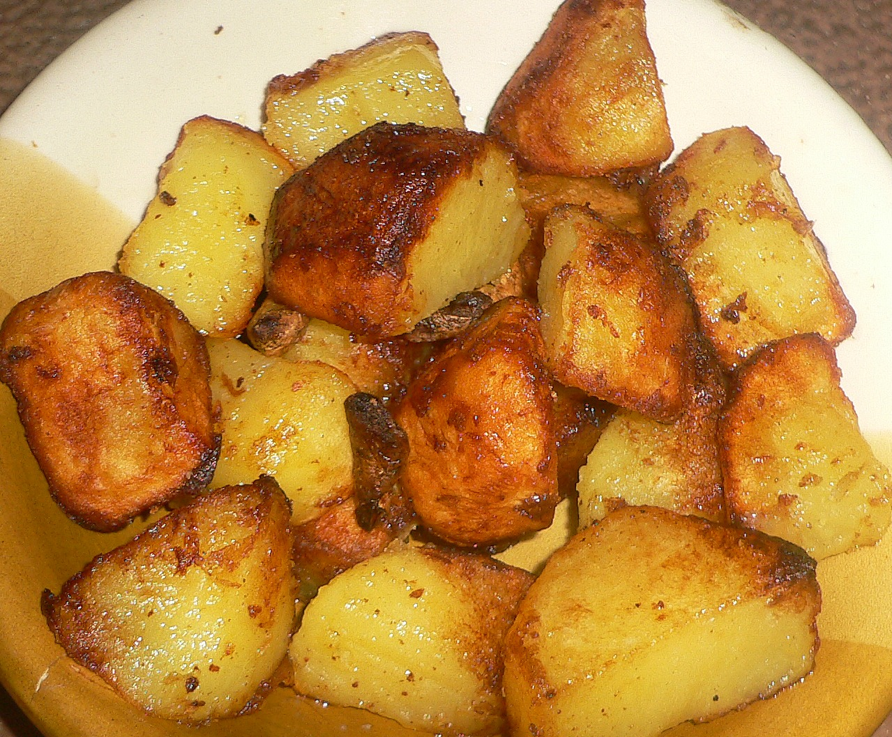 ... Course Side Dish Potatoes Roasted Rosemary Potatoes with Garlic