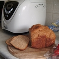 100% Whole Wheat Bread for Bread Machine
