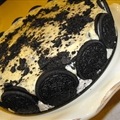 9 inch Oreo Cheesecake