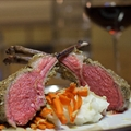 A Perfect Rack of Lamb for Two