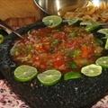 A Salsa Cruda (Raw or Fresh Salsa)