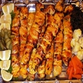 Afghan Chicken Kebabs