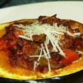 African Style Stuffed Squash