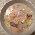 Alaskan Salmon Chowder