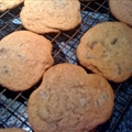 Allison's Malted Chocolate Chip Cookies