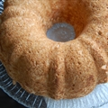 Almond Angel Food Cake