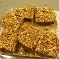 Almond-Honey Power Bars