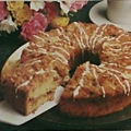 Almond Streusel Cake