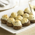 Alouette Stuffed Mushrooms