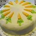 Alton Brown's Carrot Cake