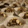 Amaretto Truffles