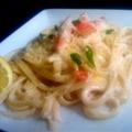 Ambies Shrimp & Artichoke Alfredo