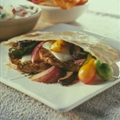 Amelias Italian Pork Pita Pockets