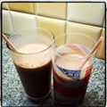 American Chocolate Maltshake