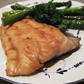 Amino Glazed Cod