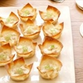 Appetizer - Crab Cheese Wontons