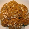 Apple Oatmeal Cookies