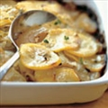 Apple, Potato, and Onion Gratin