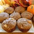 Apple Pumpkin Muffins