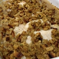 Apple Stuffing Pork chops