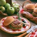Apple Turkey Burgers