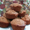 Applesauce Cinnamon Muffins