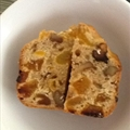 Apricot & walnut loaf