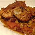 Aromatic Chicken & Lentils
