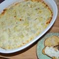 Artichoke Dip Appetizer or Tapenade