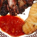 Atkinized BBQ Sauce