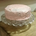 Aunt Leola Rimes's Strawberry Cake