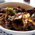 Authentic Korean Bulgogi