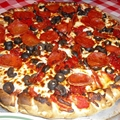 Awesome Pepperoni Pizza