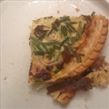 Bacon & Leek Quiche