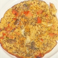Bacon-mushroom Frittata