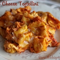 Baked Cheese Tortellini