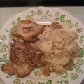 Baked Chicken n Rice